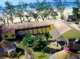 Pariango Beach Motel, Praia do Tofo