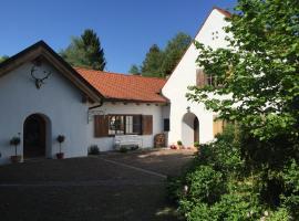 Wildwuchs Luxury Holiday Homes, Bernried (Seeshaupt yakınında)