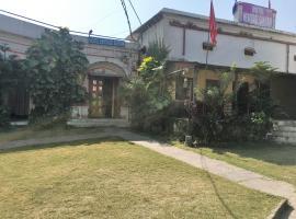 Hotel Heritage Sanyam, Nāhan (рядом с городом Jagādhri)