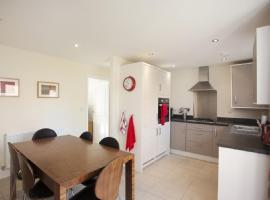 The Stretton Apartment, Касл Доннингтон (рядом с городом Shardlow)