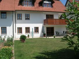 Ferienwohnung Familie Sinn, Pappenheim (Treuchtlingen yakınında)
