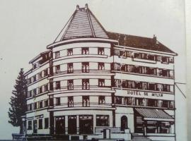 Sport' Aparthotel de Milan, Le Bourg-d'Oisans (рядом с городом Villard-Reymond)
