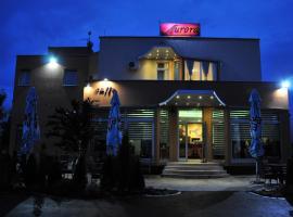 Motel Aurora, Saraybosna (Dobrinja yakınında)