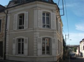Le Gouverneur, Ножан-ле-Ротру (рядом с городом Brunelles)
