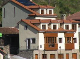 Apartamentos Casa Miño, Pola de Somiedo (La Riera yakınında)