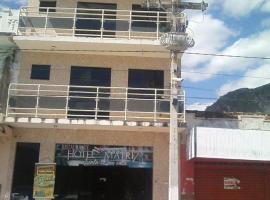 Hotel e Restaurante da Matriz, Jacobina