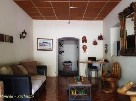 Hostal La Moneda, Suchitoto