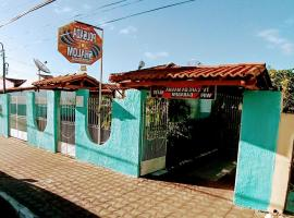 Pousada Shalom, Tucano (Ribeira do Pombal yakınında)