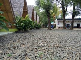 Bunar Tunggal Villa n Resto, Танджунг-Лесунг (рядом с городом Cikawung)