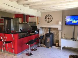 Maison de charme dans le Chablisien avec Balneo, Villy (рядом с городом Saint-Florentin)