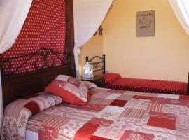 Tiffany Bed and Breakfast, Aranova (Nær Tragliata)