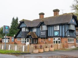 Innkeeper's Lodge Basingstoke, Оукли (рядом с городом Popham)