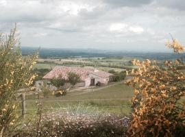 Chambres Combe de Gabriel, Laparrouquial (рядом с городом Salles)