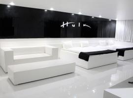 Hotel Hulk