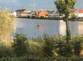 Dartford Waterside near M25, Dartford