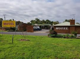 Dunolly Golden Triangle Motel, Dunolly (Betley yakınında)