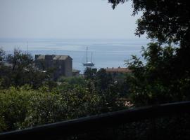 Casa Luciani, Erbalunga (рядом с городом Брандо)