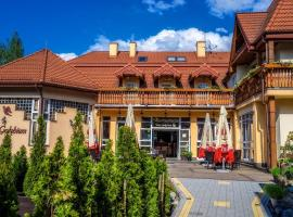 Hotel Pod Gołębiem, Висла
