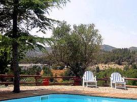 Villa Pla Els Bacus, Monistrol