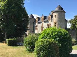 Chateau Mariande, Estancarbon (рядом с городом Pointis-Inard)