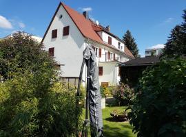 Ferienwohnung Freudenberg