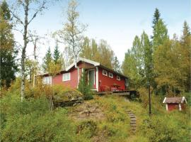 Three-Bedroom Holiday Home in Evje, Evje