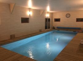 Chambres d'hôtes Penker, Minihy-Tréguier (рядом с городом Pommerit-Jaudy)