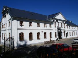 Maršovská Rychta, Nové Město na Moravě (Rokytno yakınında)