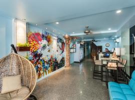 Armoni Patong Beach Hotel, Patongas