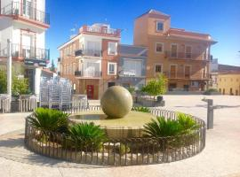 A.T. La Plaza, Calamonte (рядом с городом La Garrovilla)