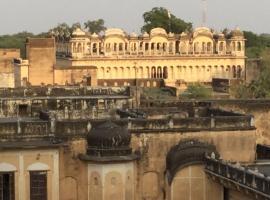 Mahansar Fort Heritage by OpenSky, Rāmgarh (рядом с городом Dhāni)