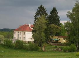 Pension Pod Šibeňákem, Strmilov (Kunžak yakınında)