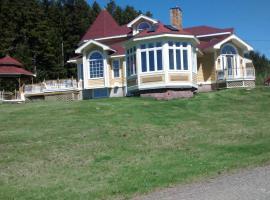Deer Island Summer Estate, Fairhaven