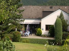 Hotel Haus Salzberg, Schleiden (Malsbenden yakınında)