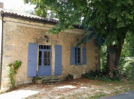 La Petite Maison, Nanteuil-de-Bourzac (рядом с городом Salles-Lavalette)