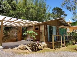 Eco House, Florianópolis (Cachoeira do Bom Jesus yakınında)