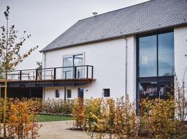 La ferme de l'Elan, Schlierbach (Atzerath yakınında)