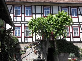 Landhaus Dorotheenhof, Mollenfelde (Witzenhausen yakınında)