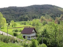 Holiday Home Lisina, Мркопаль (рядом с городом Sunger)
