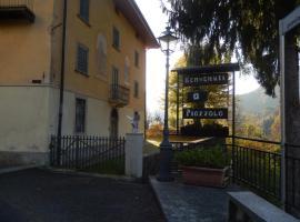 """CASA VACANZA """"AGRIFOGLIO"""", Piazzolo (Santa Brigida yakınında)"""