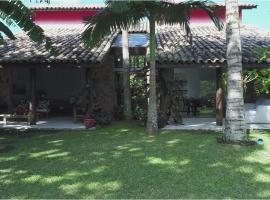 Casa de Praia Toque Toque Grande, São Sebastião (Toque Toque Grande yakınında)