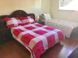 Rainbow House Bed and Breakfast, Rowland Heights (in de buurt van Walnut)