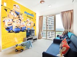 Featured Hotels Near Legoland Malaysia Show Map Afiniti Residences Medini