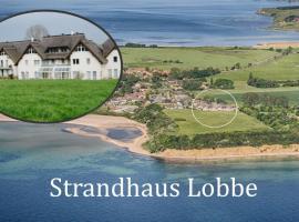 Strandhaus Lobbe