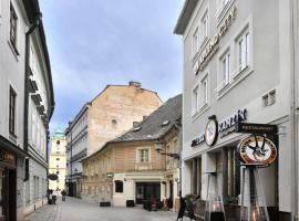 APLEND CITY Hotel Perugia, Братислава