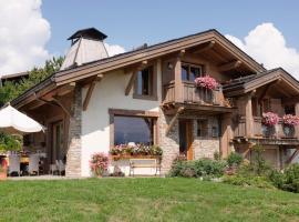 Chambres d'Hôtes Eternel Mont-Blanc