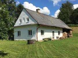 Chalupa u Potoka Vikantice, Vikantice (Pleče yakınında)