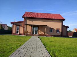 Guest house on Klenovaya 10, Muromskoye