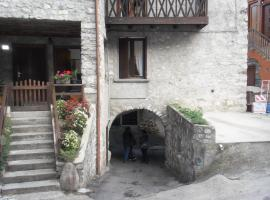 Appartamento in Montagna, Ono San Pietro