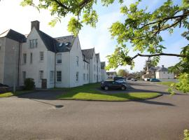 The Old Court Apartment, Inverness